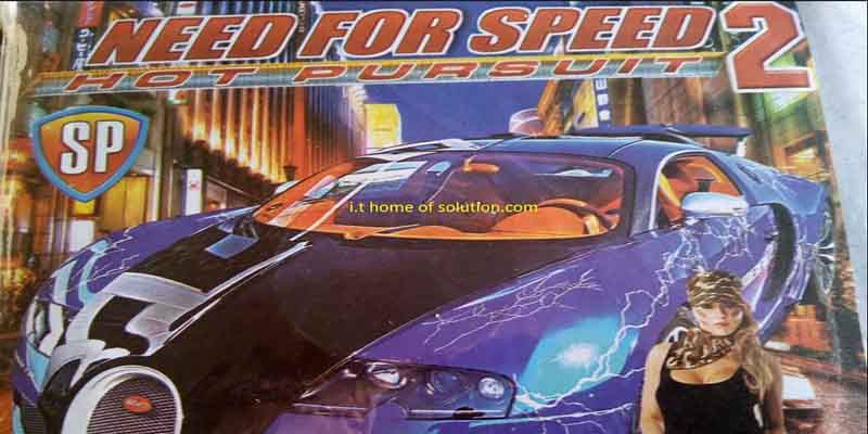 Racing Game need of speed