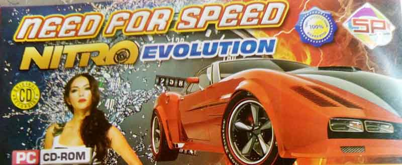 Need for speed Nitro Evolution