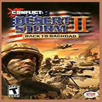 Download Conflict Desert Storm II Game for Pc