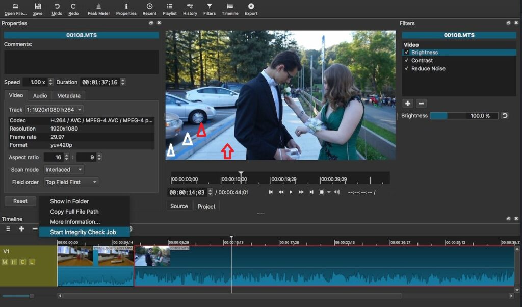 shortcut video editor