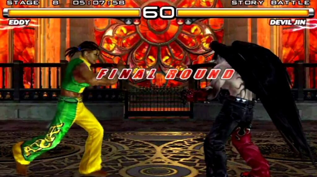 Tekken 5 download full Game