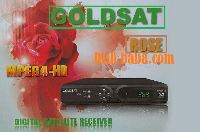 Goldsat rose