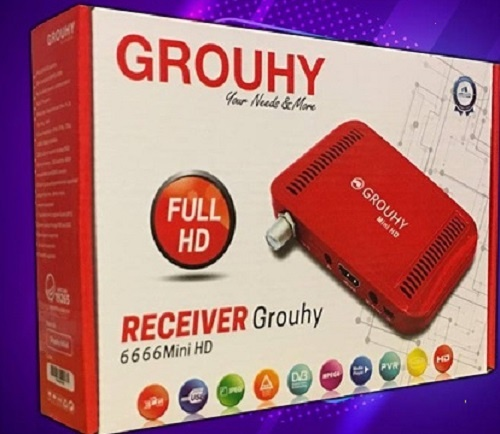 Grouhy 6666 Mini HD