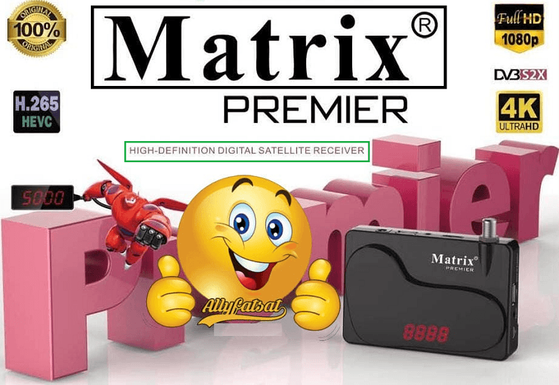 Matrix Premier HD