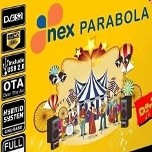 Parabola Yellow Receiver latest software download
