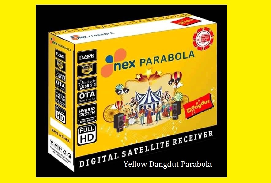 Parabola Yellow
