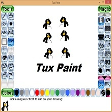 Tux Paint download for pc for all version