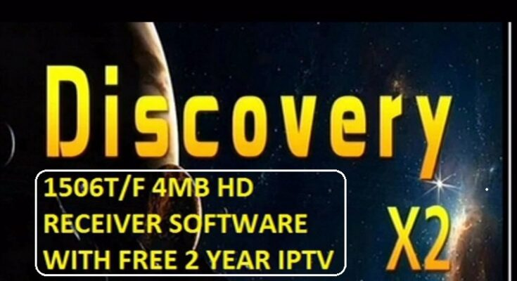DISCOVERY X2 1506T HD