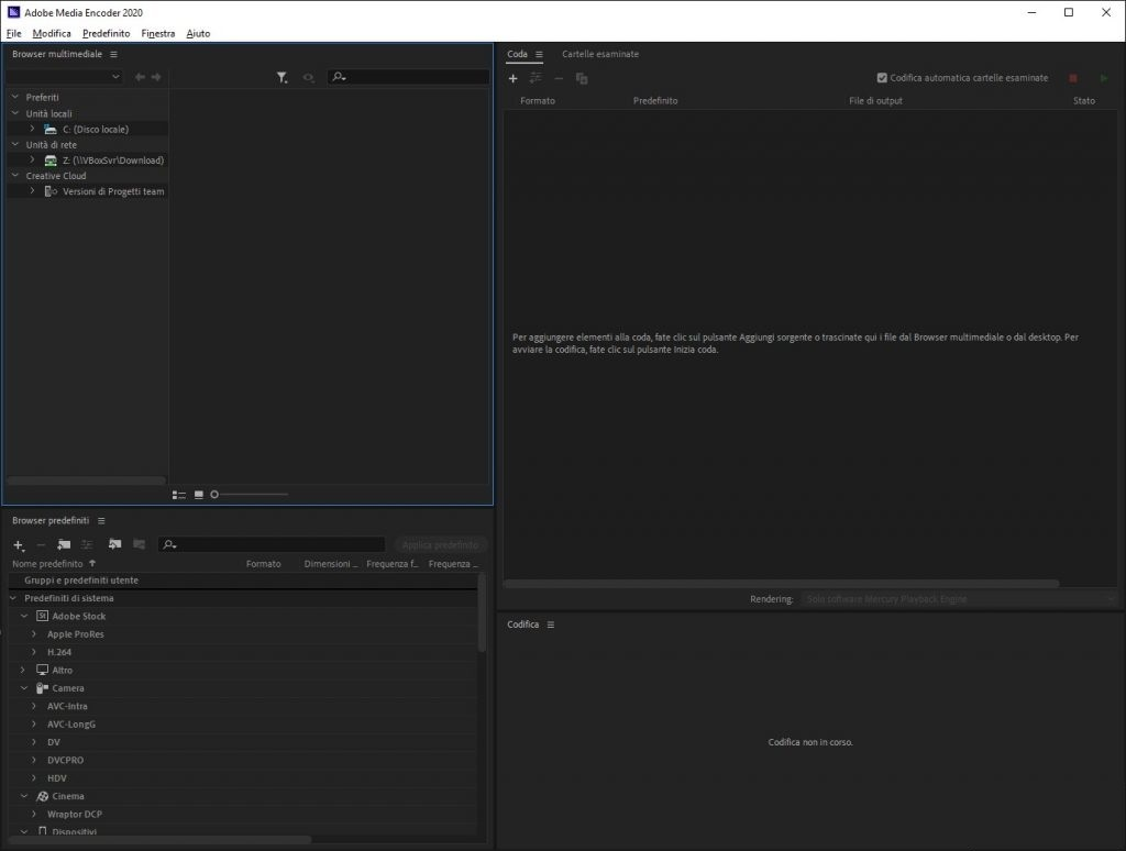 Adobe Media Encoder CC 2020 v14.0.2.69 Download free