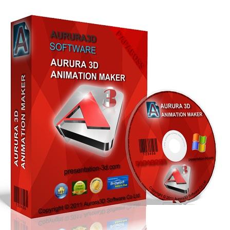 Aurora 3D Animation Maker Free Download