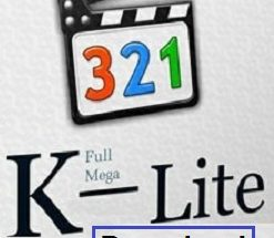 K-Lite Codec Pack Full 15.4.0Free Download