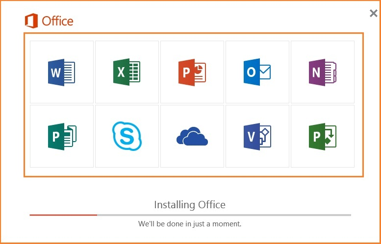 Office 2016 Pro Plus 2018