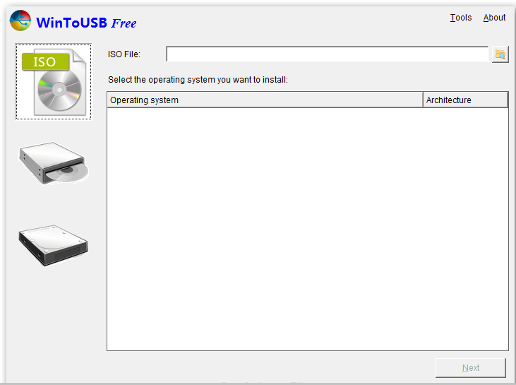 WinToUSB 5.1 Release  Free Download