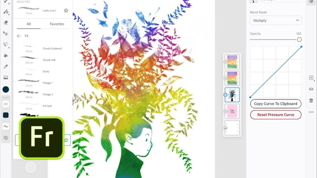 Adobe Fresco 1.3 review