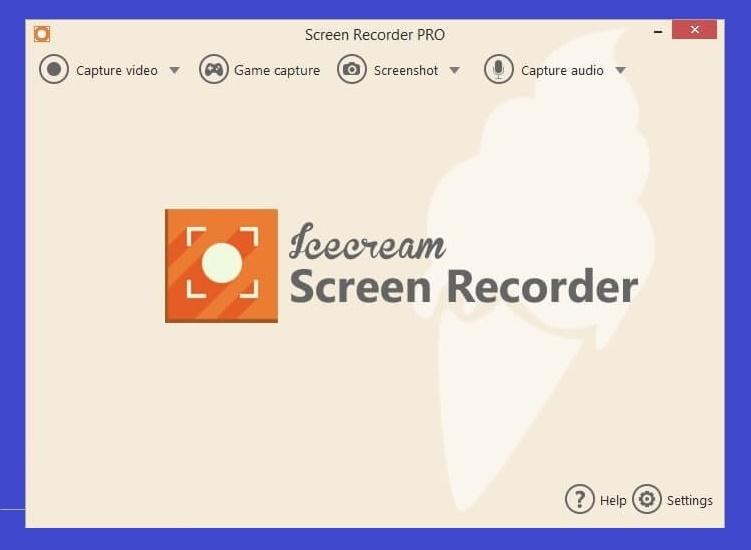 IceCream Screen Recorder Pro 6.05 for Windows 7