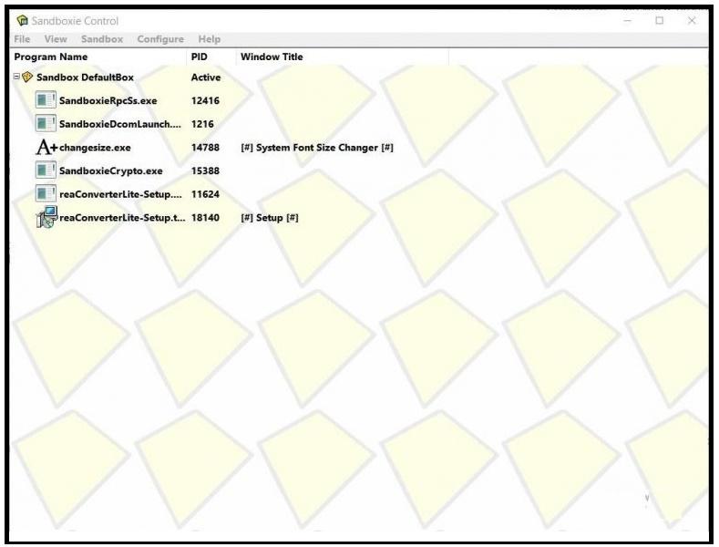 Sandboxie 5.42 5.33 Free Download