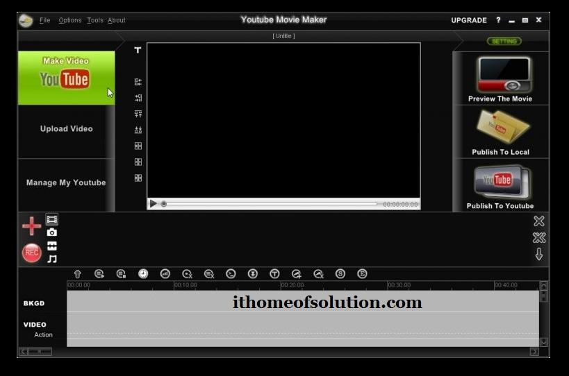 YouTube Movie Maker Platinum 2020 v18.56 free download