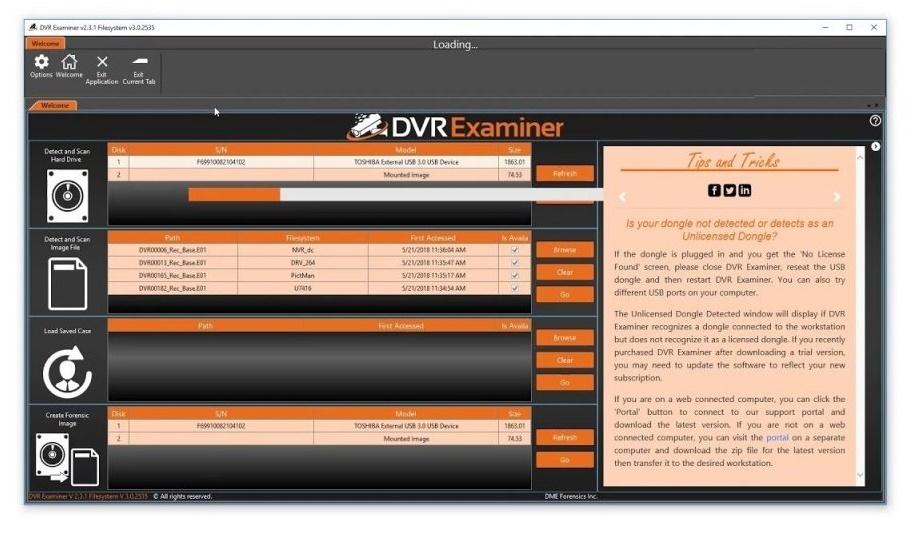 DVR Examiner 2.9 Download