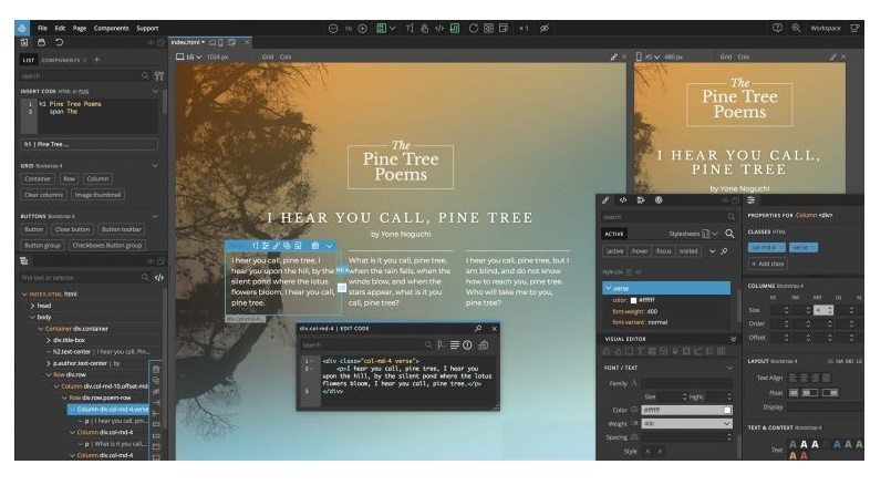 Humane Technologies Pinegrow Web Editor Pro 5.9 Download