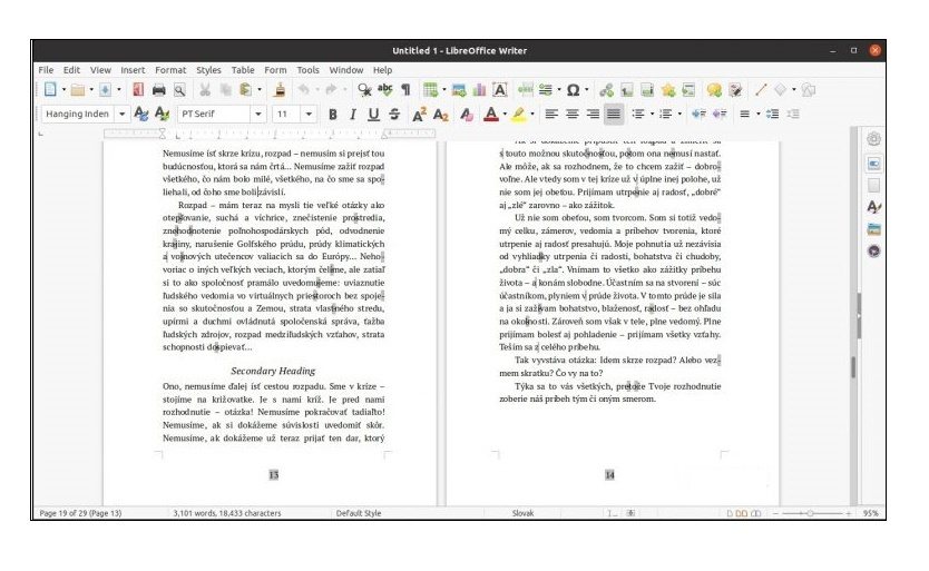 LibreOffice 2020 v7.0 Overview