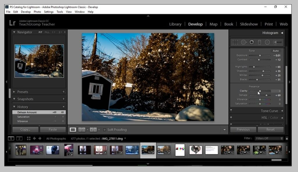 Best Features of Adobe Photoshop Lightroom Classic CC 2020 v9.2