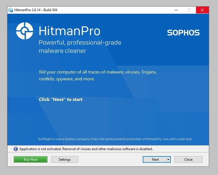 HitmanPro 3.8 Direct Download Link