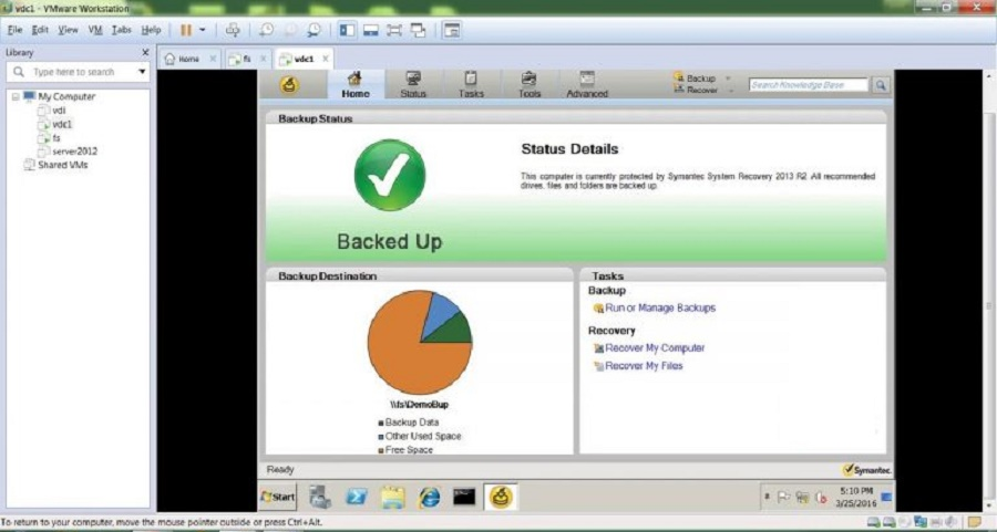 Veritas System Recovery 21.0 Free Download